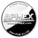 APMEX Generic Silver Round